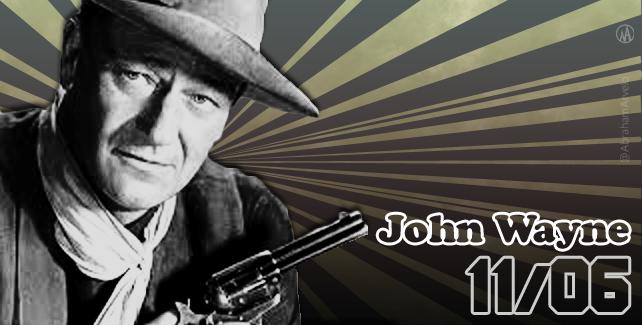 1979: fallece John Wayne, actor estadounidense.