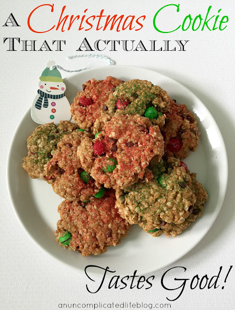 Christmas cookies always look beautiful, but many don't taste as good as they look! This is a Christmas cookie recipe your whole family will love