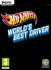 Hot Wheels Worlds Best Driver pc coverbox www.ovagames.com Hot Wheels Worlds Best Driver Cracked 3DM