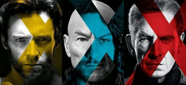 X-Men: Days Of Future Past cast plot trailer