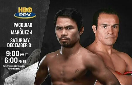 Pacquiao vs Marquez 4 24/7 HBO Episode 4 Finale