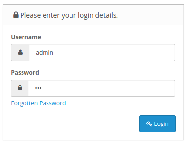 login-form-opencart