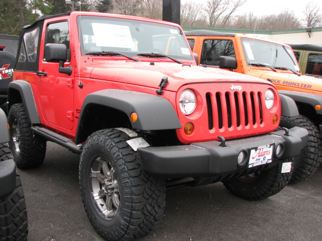 Decked Out Jeep Wrangler >> My Jeep Wrangler JK