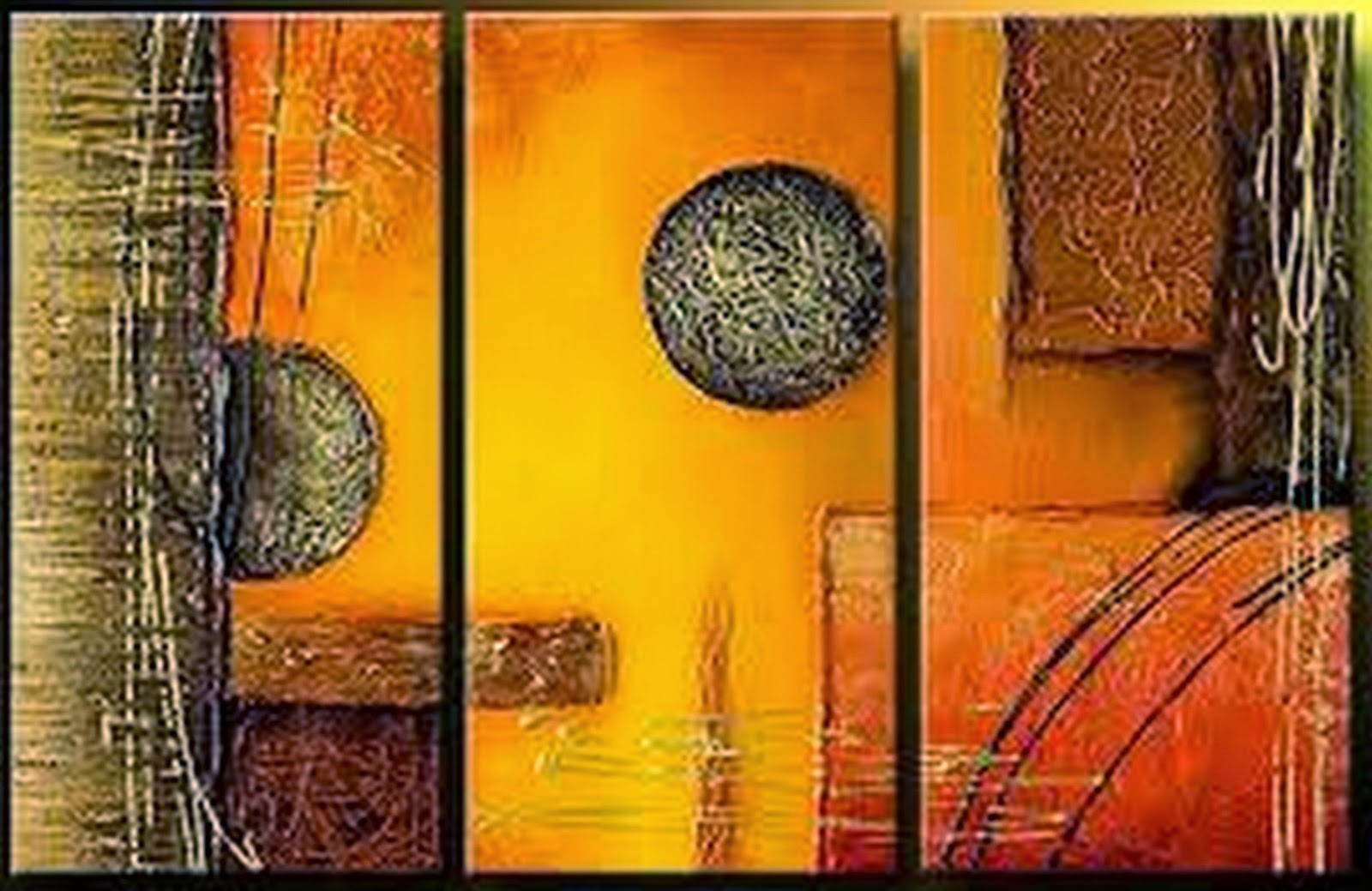 Cuadros modernos pinturas y dibujos pinturas modernas de - Pintura cuadros modernos ...