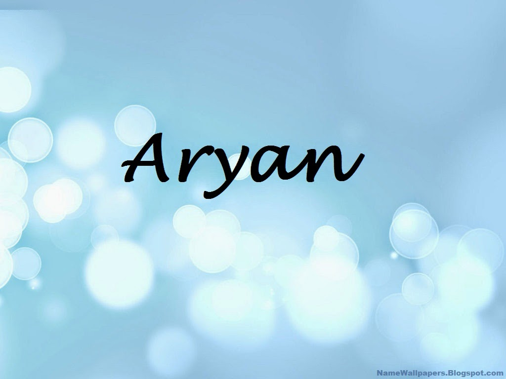 Aryan Name Logo Aryan Name Wallpapers Aryan