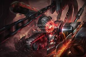 "Skarner CGC Huge Poster - League of Legends LOL Skarner - LOL327 (16"" X 24"")"
