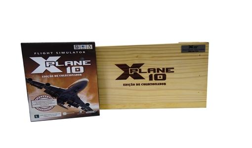 X-Plane 10 ganha versão do colecionador