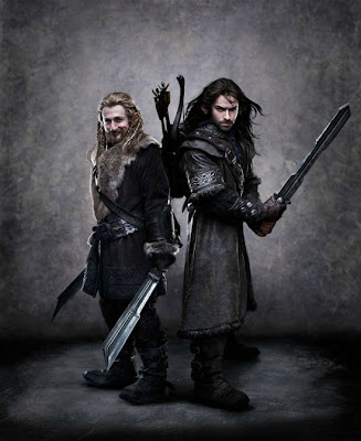 "More Dwarves Appear from ""The Hobbit"""