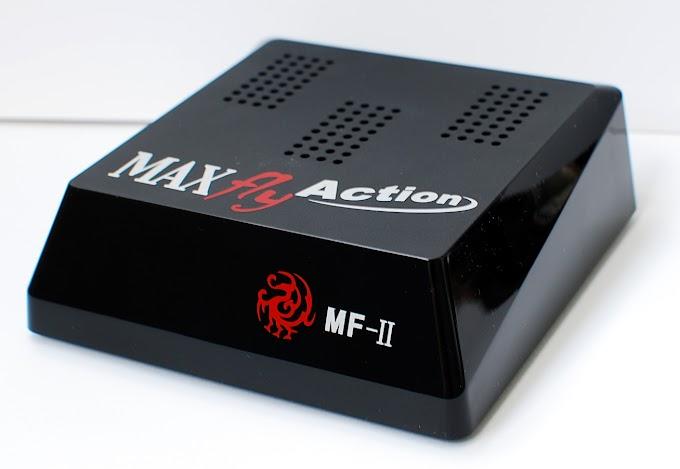 Maxfly MF-II Action - Atualização v3.04 de 28/11/2012