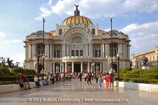 Palácio de Bellas Artes, Cidade do México