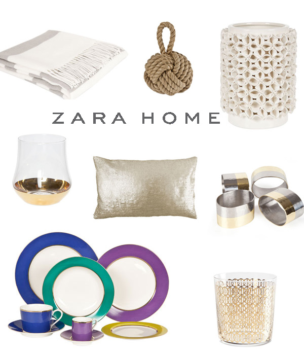 the outlet online zara home. Black Bedroom Furniture Sets. Home Design Ideas