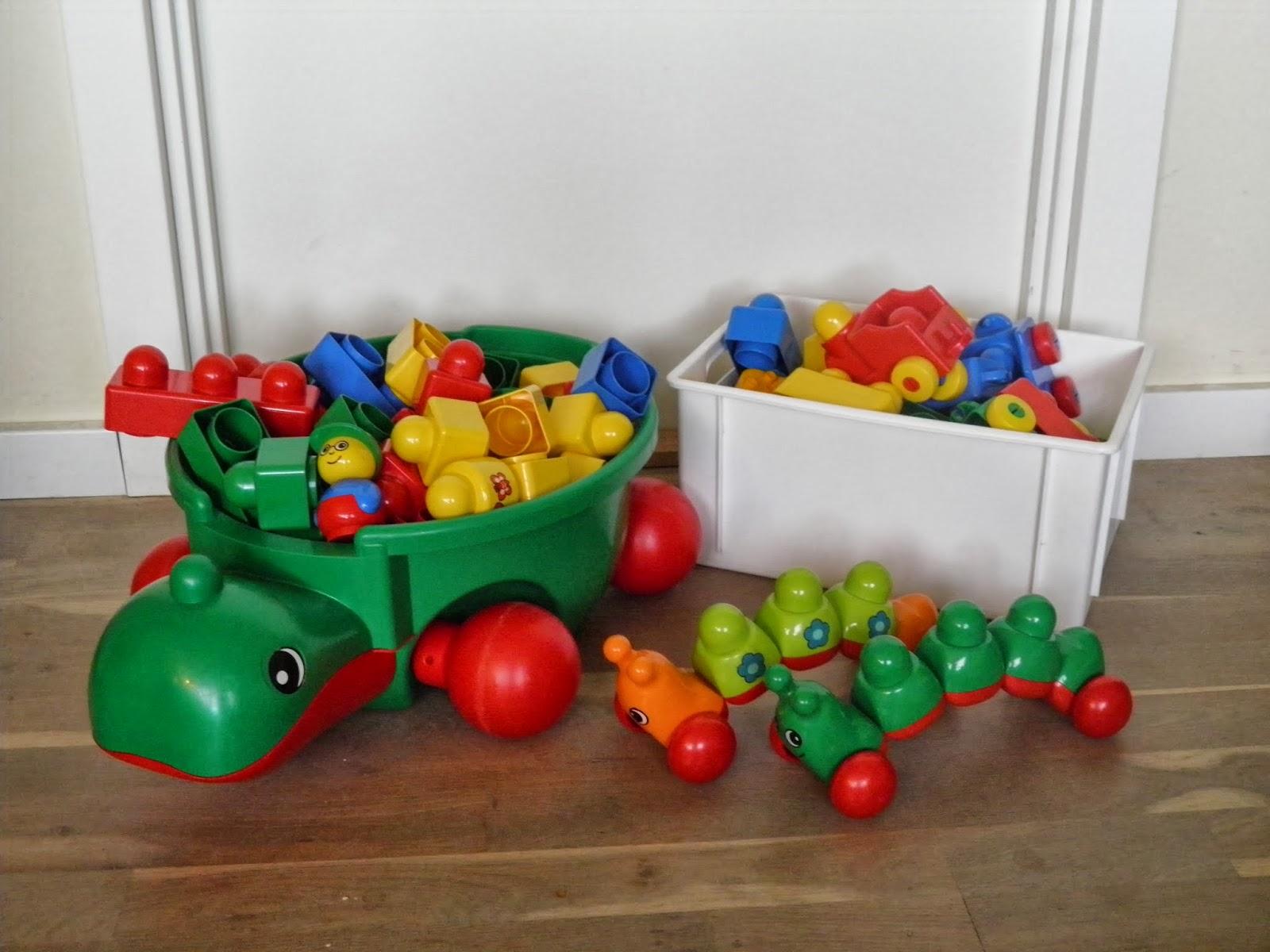 legetøj baby 8 måneder