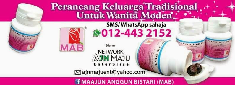 MAAJUN ANGGUN BISTARI (MAB) | 0124432152