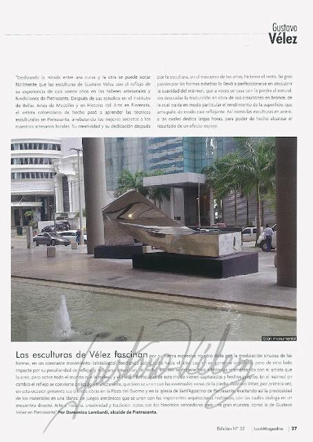 Look Magazine.  Colombia.  Noviembre de 2013