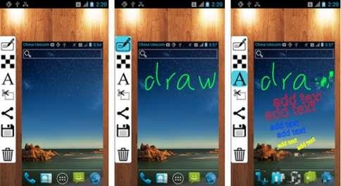Aplikasi Untuk Screenshot Android Root