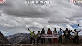 El Reto de los Andes 2014, ¡Lo hicimos!