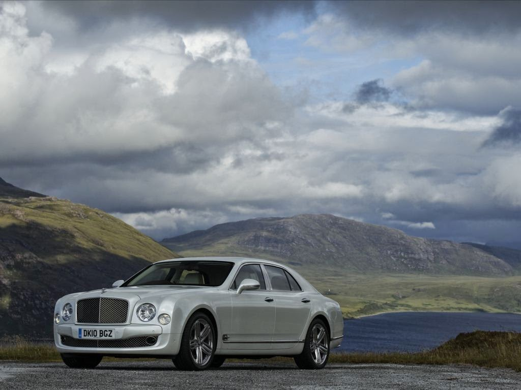 New Bentley Mulsanne Wallpaper