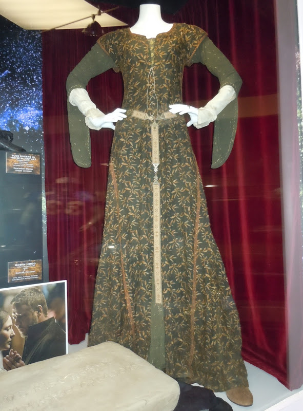 Robin Hood Marion Loxley costume