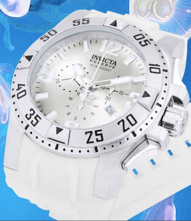 The Invicta Excursion Classic Reserve Ocean Jelly Palette Series