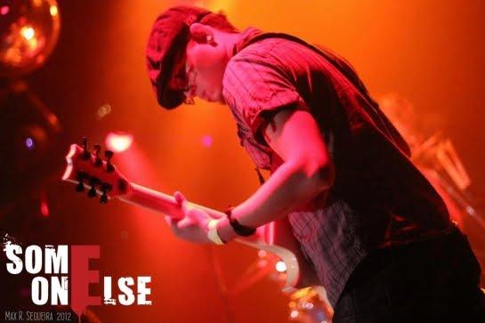 Paul Rodriguez - guitar on someonElse