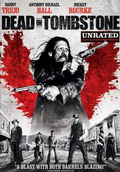 Dead In Tombstone 2013 poster