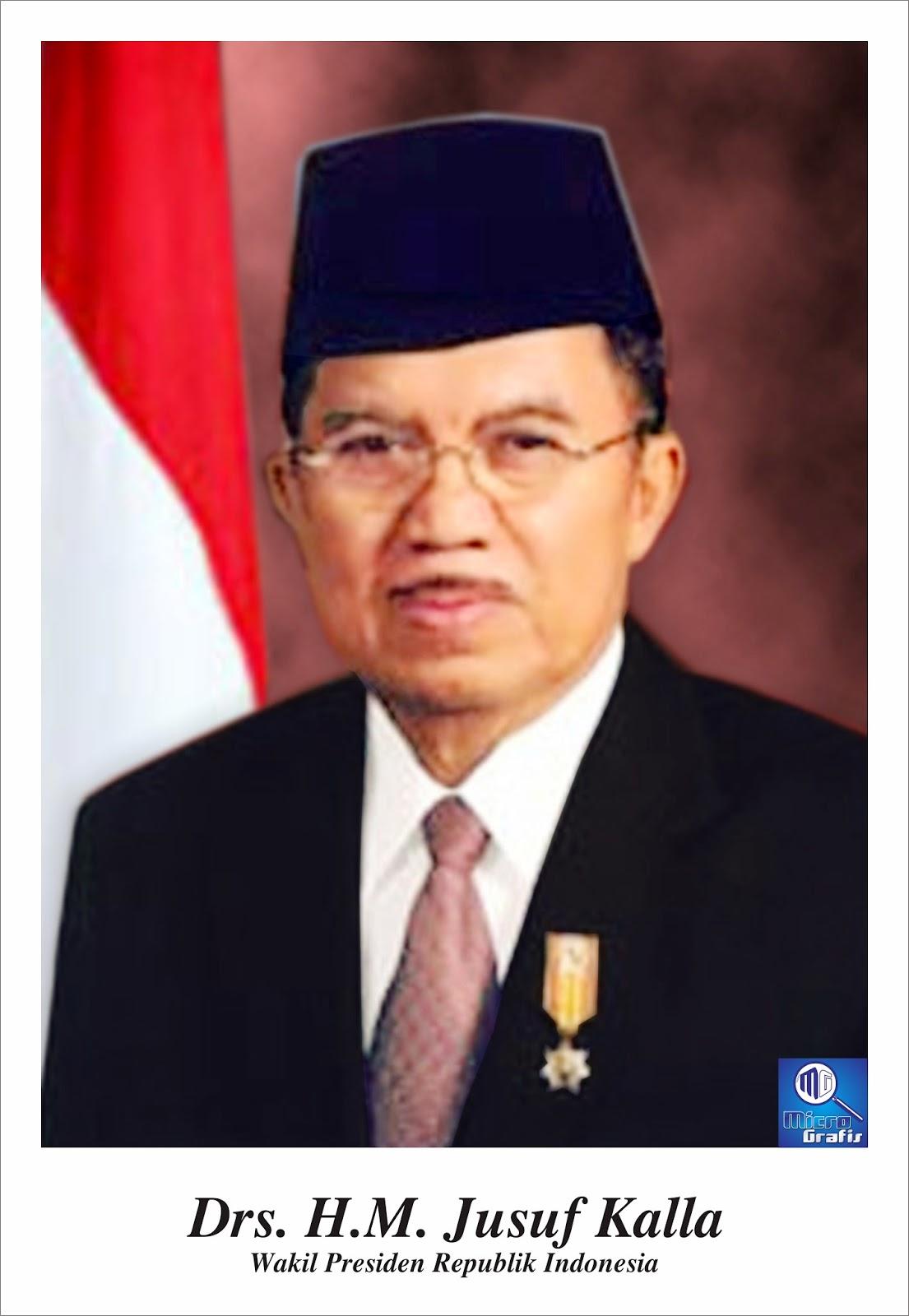 micro grafis presiden dan wakil presiden ri periode 20142019