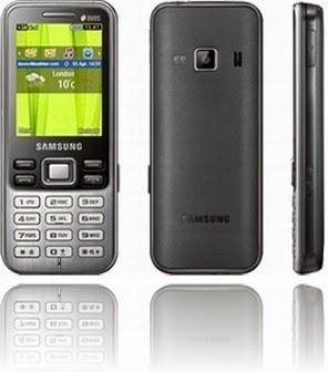 Spesifikasi dan Harga Samsung GT C3322 Terbaru