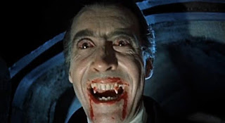 Christopher Lee, Count Dracula, Hammer Horror