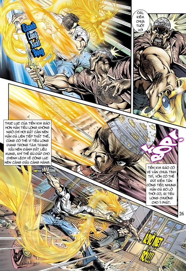 Tân Tác Long Hổ Môn chap 175 - Trang 26