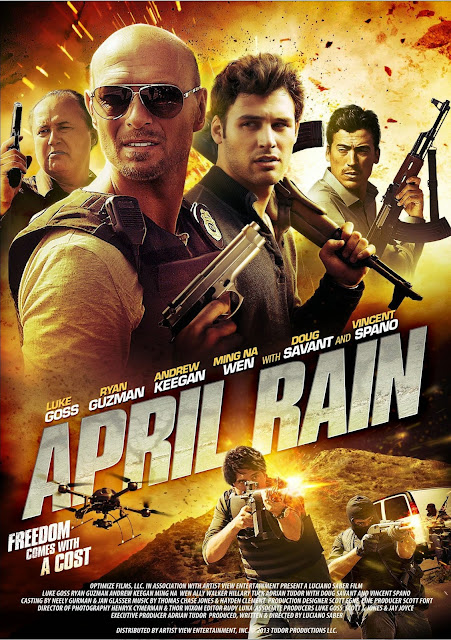 Mưa Đạn - April Rain (2014)
