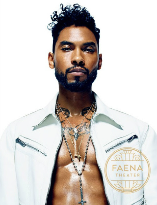 Snappin Event: Faena Live presents:  Miguel