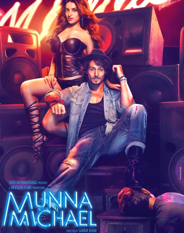 Poster Of Munna Michael 2017 Watch Online Free Download