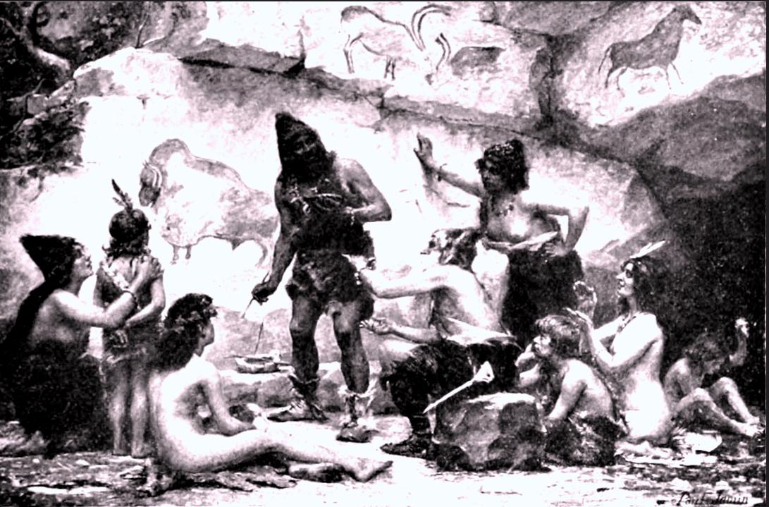 Macam-macam Kepercayaan pada zaman prasejarah atau Sistem Kepercayaan awal Masyarakat Indonesia