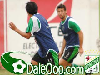 Ronald García - Wilder Zabala - Oriente Pëtrolero - DaleOoo.com