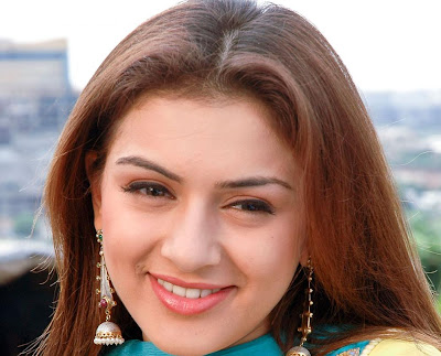 Actress Hansika Motwani stills