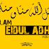 SELAMAT HARI RAYA EID UL ADHA