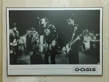 Oasis Poster by Brit Posters copyright 1998
