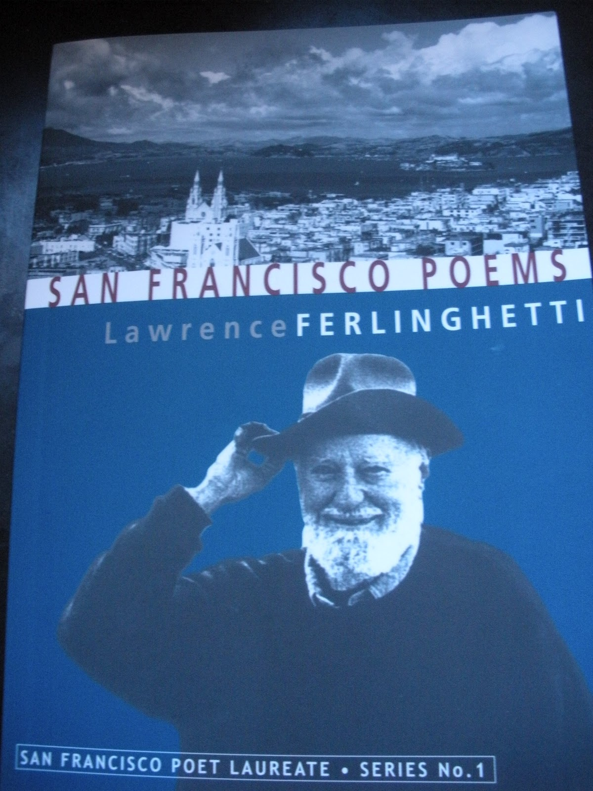 themes of lawrence ferlinghettis poetry A critical look at lawrence ferlinghetti's classic poem constantly risking absurdity(#15).