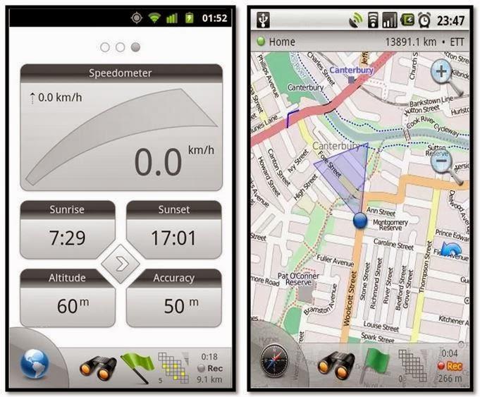 Программа gps навигатор андроид