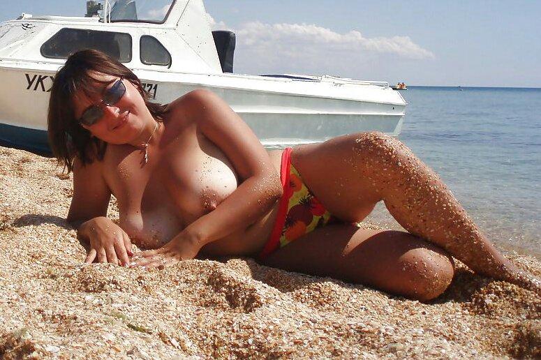 Фото пляжный отдых ню