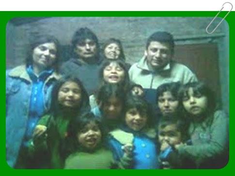 "FAMILIA DE LA COMUNIDAD INDÌGENA DEL PUEBLO KOLLA  ""Guaguajni  Jallpa"""
