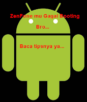 zenfone gagal booting