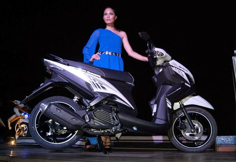 New Yamaha GT 125 Eagle Eye