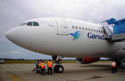 Panduan Pemesanan Garuda Airline