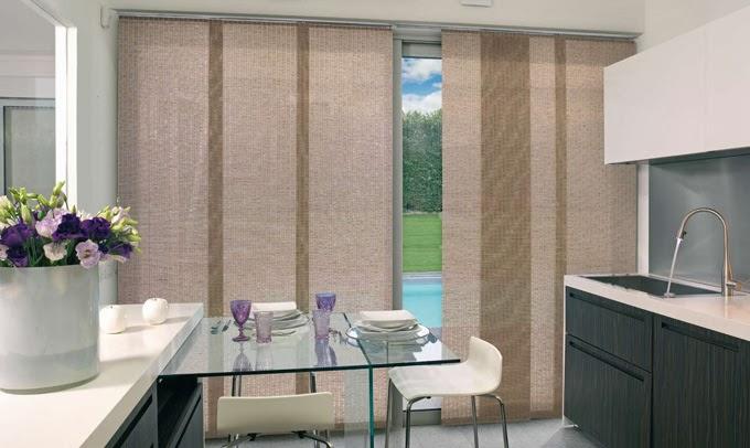 C mo elegir cortinas para la cocina ideas para decorar - Cortinas de cocinas ideas ...