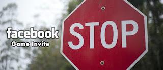 Cara Gampang Blokir Invite Game di Aplikasi Facebook