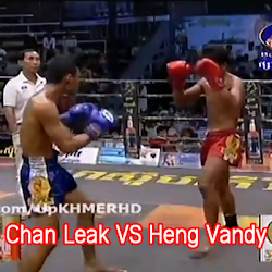 [ Bayon TV ] Eang Chan Leak VS Heng Vandy [09-Nov-2013] - TV Show, Bayon TV, Bayon Boxing