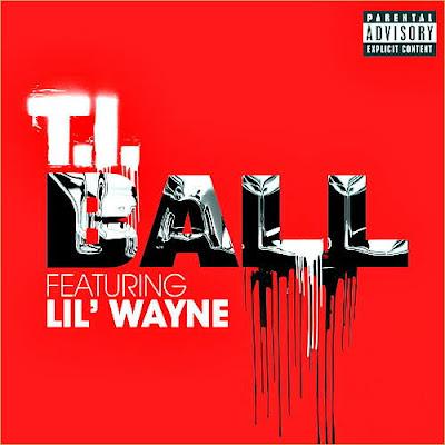 ti feat lil wayne ball cover