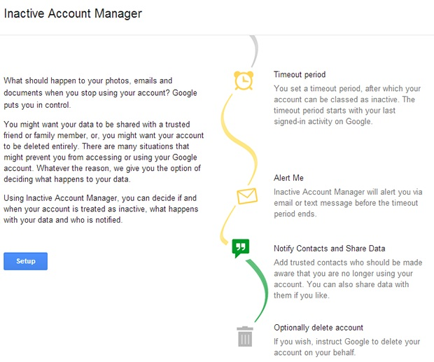 All about smartphones configure your google account to delete