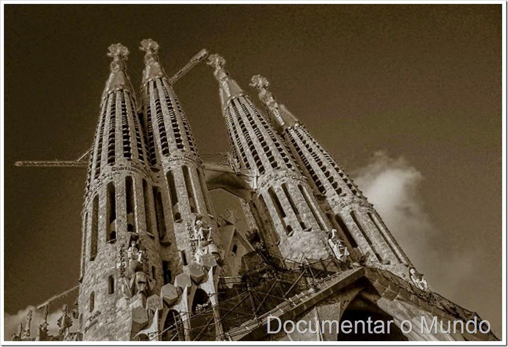 Sagrada Familia; Barcelona Modernista